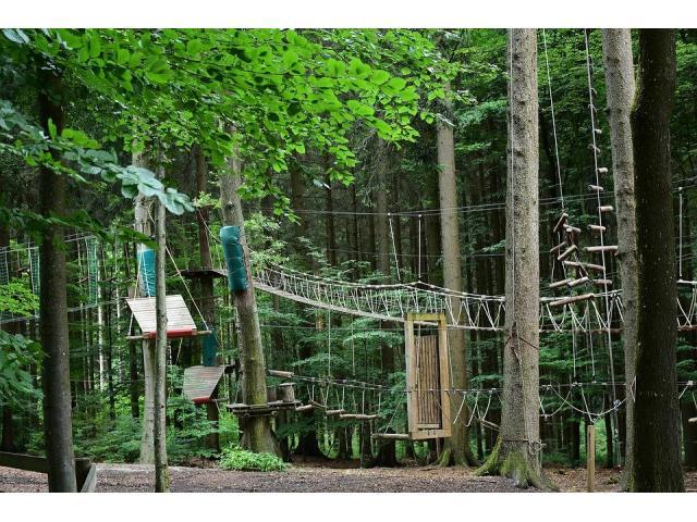 Waldklettergarten