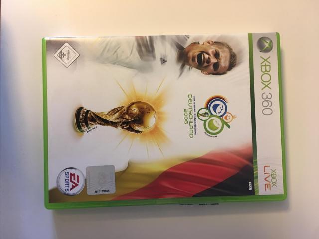 Xbox 360 Fifa Fußball Weltmeisterschaft Deutschland 2006
