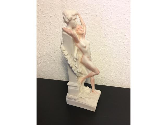 Tausche grichische alabaster Figur