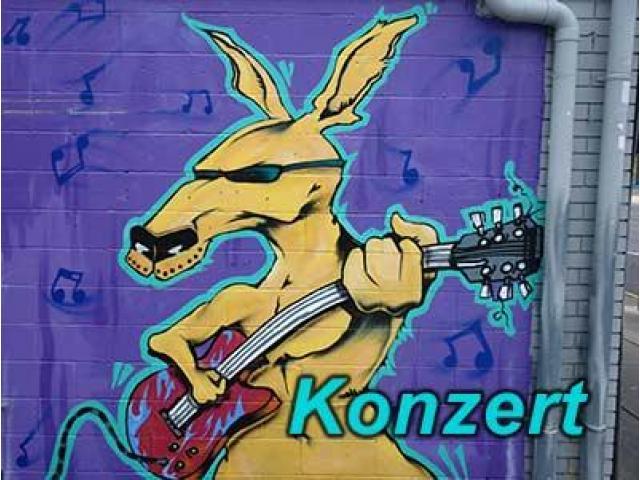 Rockkonzert auf der Jahnhöhe Hamburg