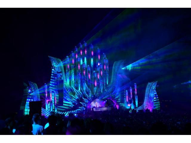 Alle Festivals 2018 auf einem Blick:  Elektronische Festivals im August