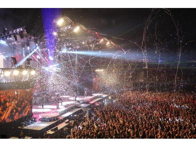 Alle Festivals 2018 auf einem Blick: Rock Festivals im Juni