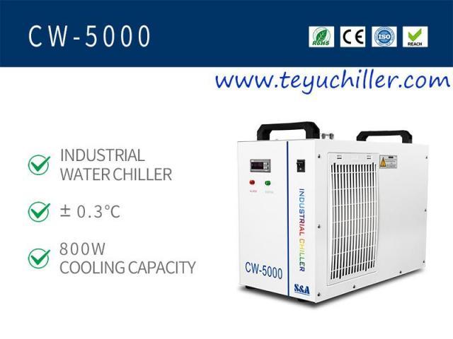 Wasserkühler CW5000 für nichtmetallische Laserschneider
