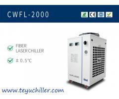 Luftgekühlter Kühler für Faserlaserschweißgeräte